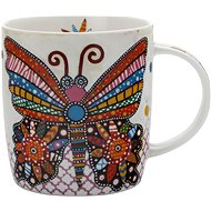 Maxwell & Williams Becher 370ml SMILE STYLE Flattern - Tasse