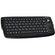Hama Wireless mit Trackball (EN) - Tastatur