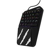 Hama uRage Mobile Ergo 1H - Gaming-Tastatur