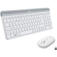 Logitech Slim Wireless Combo MK470 US - Tastatur/Maus-Set