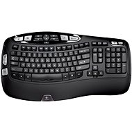 Logitech Wireless Keyboard K350 DE - Tastatur