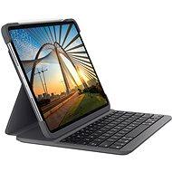 "Logitech Slim Folio für iPad Pro 12.9"" (3rd, 4th Gen) - Tastatur"