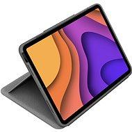 Logitech Folio Touch für iPad Air (4. Generation), UK - Tastatur
