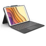 """Logitech Combo Touch für iPad Air und iPad Pro 10,5"""" - UK - Tastatur"""