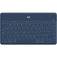 Logitech Keys-To-Go - blau (US INTL) - Tastatur