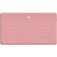 Tastatur Logitech Keys-To-Go - rot (US INTL)