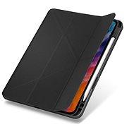 """UNIQ Transforma Rigor Hülle mit Ständer Apple iPad Air 10.9"""" (2020) schwarz - Tablet-Hülle"""