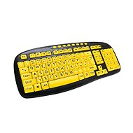 C-TECH KB-103MS, Multimedia, USB, CZ/SK - Tastatur