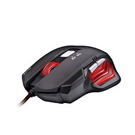 C-TECH GM-01R Akanthou (rote Hintergrundbeleuchtung) - Gaming-Maus