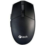 C-TECH WLM-06S Silent Click, Schwarz-Graphit - Maus