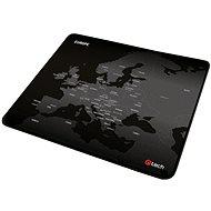 Mousepad C-TECH MP-01E  Europe - Podložka pod myš