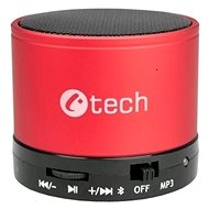 C-TECH SPK-04R - Bluetooth-Lautsprecher