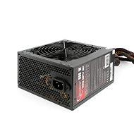 Gembird 600W Black Power - PC-Netzteil
