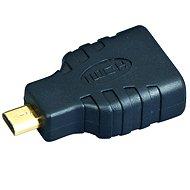 Gembird HDMI A (F) --> micro HDMI (M), vergoldete Anschlüsse - Adapter