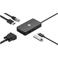 Microsoft USB-C Travel Hub - Port-Replikator
