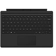 Surface Pro 4 Type Cover Black - Tastatur