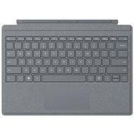 Surface Pro Type Cover Platinum - Tastatur