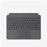 Microsoft Surface Go Type Cover - Charcoal ENG - Tastatur