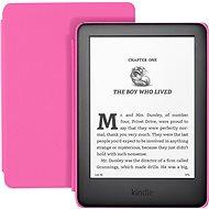 Amazon New Kindle Kids 2020 mit pinkfarbener Hülle - eBook-Reader