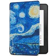 B-SAFE Lock 1269, für Amazon Kindle Paperwhite 4 (2018), Gogh - eBook-Reader Hülle