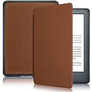B-SAFE Lock 1284 für Amazon Kindle 2019, Braun - eBook-Reader Hülle