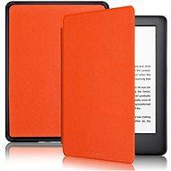 B-SAFE Lock 1288 für Amazon Kindle 2019, orange - eBook-Reader Hülle