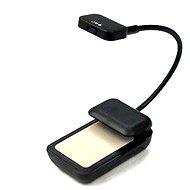 eBook-Lampe LED BW-B Schwarz