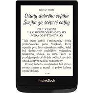PocketBook 627 Touch Lux 4 Obsidian black - eBook-Reader
