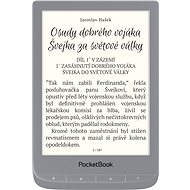 PocketBook 627 Touch Lux 4 Silber - eBook-Reader