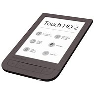 PocketBook 631(2) Touch HD 2 Dunkelbraun - eBook-Reader