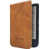 PocketBook WPUC-627-S-LB Shell Braun - eBook-Reader Hülle