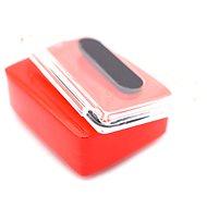 MadMan Float Schwimmhilfe für GoPro - Gehäusedeckel und roter Auftriebskörper - Schwimmer