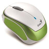 Genius MicroTraveler9000R V3 weiß-grün - Maus