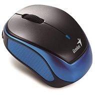 Genius MicroTraveler 9000R V3 schwarz-blau - Maus