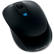 Microsoft Sculpt Mobile Mouse Wireless, Schwarz - Maus