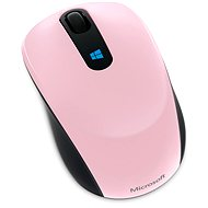 Microsoft Sculpt Mobile Mouse Wireless, rosa - Maus