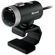 Microsoft LifeCam Schwarz - Webcam