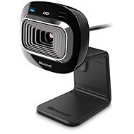 Microsoft LifeCam HD-3000 schwarz - Webcam
