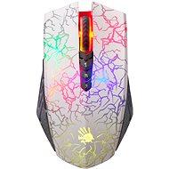 A4tech Blutige A60 Blazing V-Track Core 2 Weiß - Maus