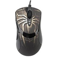 A4Tech XL-747H Gaming Motiv braune Spinne - Gaming-Maus
