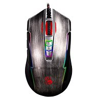 A4tech Bloody P93 Grau - Gaming-Maus