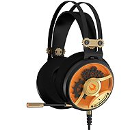 A4tech Bloody M660 Gold - Kopfhörer mit Mikrofon