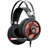A4tech Blutige M660 rot-schwarz - Kopfhörer mit Mikrofon