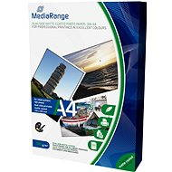MEDIARANGE 100 Blatt A4, beidseitig matt - Fotopapier