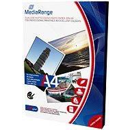 MEDIARANGE 50 A4-Seiten, beidseitig matt - Fotopapier