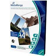 MEDIARANGE 50 A4-Blätter, beidseitig glänzend - Fotopapier
