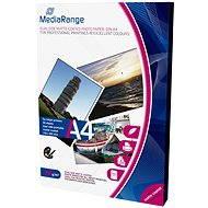 MEDIARANGE 50 A4-Blätter, beidseitig matt - Fotopapier
