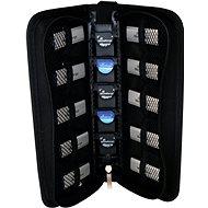 Hülle Mediarange BOX99 für Flash-Laufwerke und SD-Karten, schwarz - Pouzdro