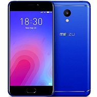 Meizu M6 32GB blau - Handy