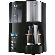 Kaffeemaschine Melitta Optima Timer - schwarz - Filter-Kaffeemaschine